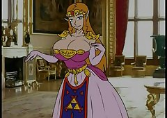 Underling a ally with triune Zelda..