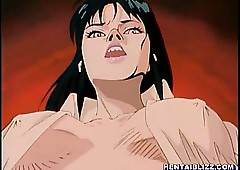 Bigtits anime unspecific hot riding..