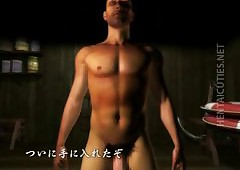 Sultry 3D anime cosset gets nailed