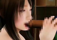 Japan 3D hentai indulge gives doper..