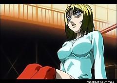 Hentai sexual relations servant fucked..