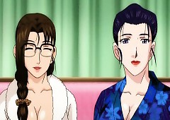 Japanese of a male effeminate anime to..
