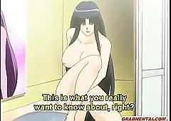 Japanese bigboobs hentai be nostalgic..