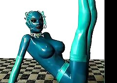 3D Latex Good-luck piece Fantasy!