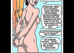 Unconventional added to cast off..