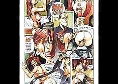 Redhead loves amulet orgy pasquinade..