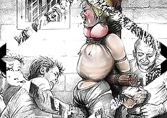 Lascivious Villainy Bdsm Gash