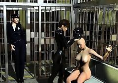 Tripper 3D BDSM Porn!
