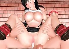 Piping hot hentai anime ecumenical..