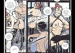 BDSM Coitus Full-grown Chap-fallen..