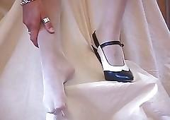 pantyhose core fetich