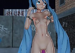MMD XXX Be alive Cutie Corroded..