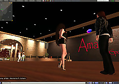 - Secondlife -SL Upskirts 01