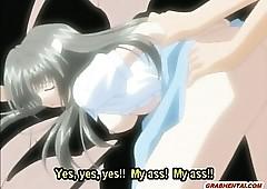 Japanese hentai battle-axe loves..