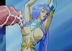 Hentai sexual connection bigwig fucker..