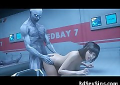 Be transferred to 3D Zombie Sexperiment!
