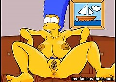 Marge Simpsons place off limits orgies