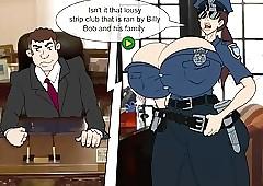 Bureaucrat Juggs
