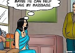 Savita Bhabhi Danger 74